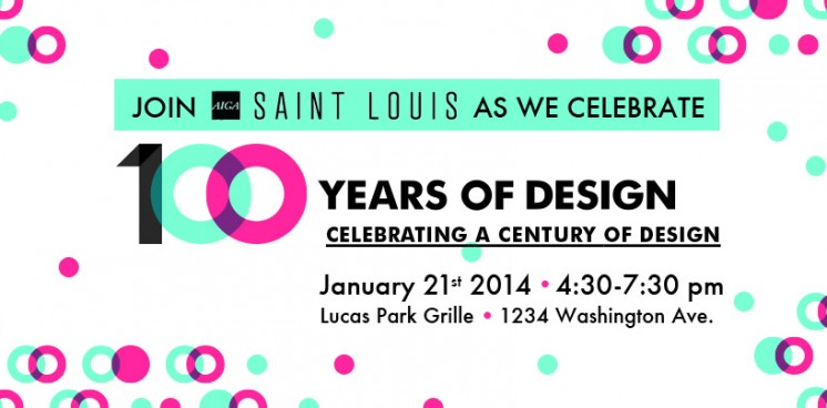 AIGA STL Centennial Happy Hour